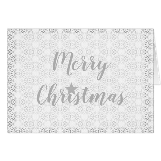 Greetings card Merry Christmas