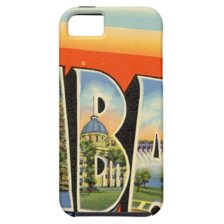 Greetings From Alabama iPhone 5 Case