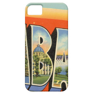 Greetings From Alabama iPhone 5 Cover