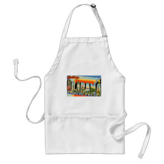 Greetings From Alabama Standard Apron