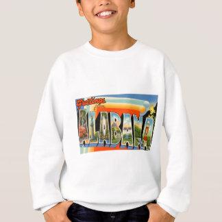 Greetings From Alabama Sweatshirt