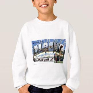 Greetings From Alaska Sweatshirt