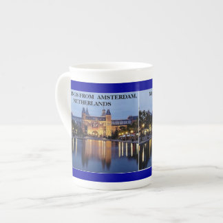 GREETINGS FROM AMSTERDAM BY MOJISOLA A GBADAMOSI TEA CUP