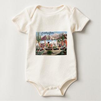 Greetings from Arizona Baby Bodysuit
