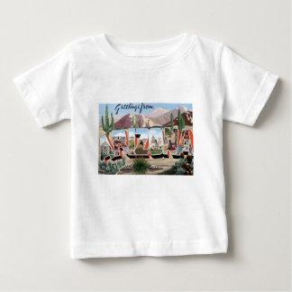 Greetings from Arizona Baby T-Shirt