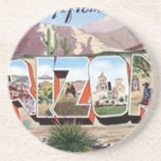 Greetings from Arizona Coaster