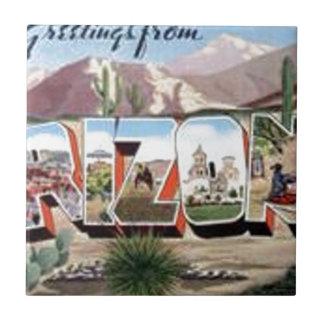 Greetings from Arizona Tile