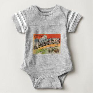 Greetings from Arkansas Baby Bodysuit
