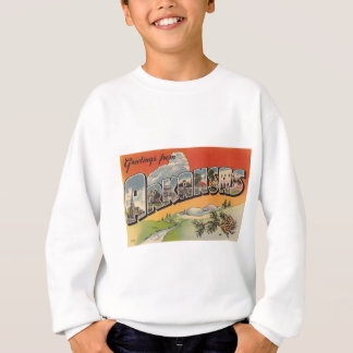 Greetings from Arkansas Sweatshirt