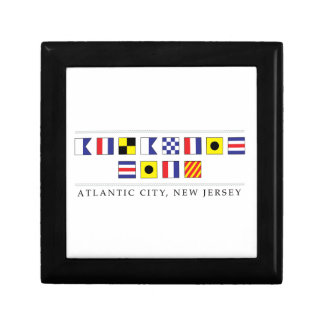 Greetings from Atlantic City Gift Box
