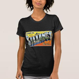 Greetings from Billings Montana Shirts