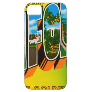 Greetings From California iPhone 5 Covers
