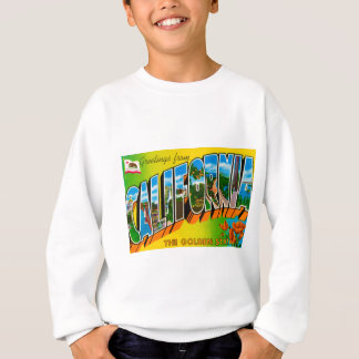 Greetings From California Sweatshirt