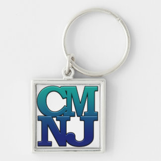 Greetings from Cape May, New Jersey Keychain