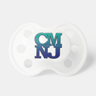 Greetings from Cape May, New Jersey Pacifier