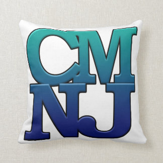 Greetings from Cape May, New Jersey Throw Pillow
