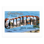 Greetings from Charleston, South Carolina! Vintage Postcards