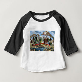 Greetings From Colorado Baby T-Shirt