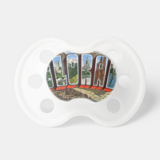 Greetings From Colorado Pacifier