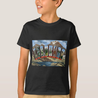 Greetings From Colorado T-Shirt