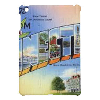 Greetings From Connecticut iPad Mini Cover