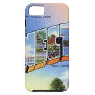 Greetings From Connecticut iPhone 5 Case