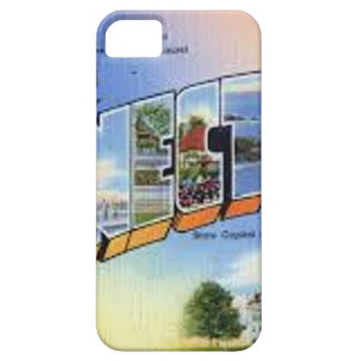 Greetings From Connecticut iPhone 5 Cover