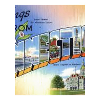 Greetings From Connecticut Letterhead