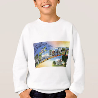 Greetings From Connecticut Sweatshirt