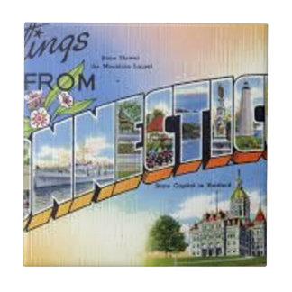 Greetings From Connecticut Tile
