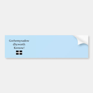 Comwall Design Decals : Cornwall Bumper Stickers, Cornwall Car Decal Designs