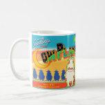 GREETINGS FROM COW PLANET Boynton Basic White Mug