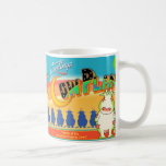 GREETINGS FROM COW PLANET Boynton Mugs