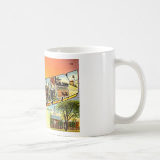 Greetings From Delaware Coffee Mug