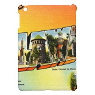 Greetings From Delaware iPad Mini Covers