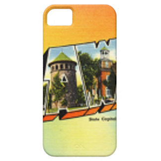 Greetings From Delaware iPhone 5 Cover