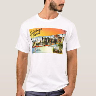 Greetings From Delaware T-Shirt