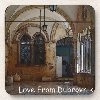 Greetings From Dubrovnik! Coaster