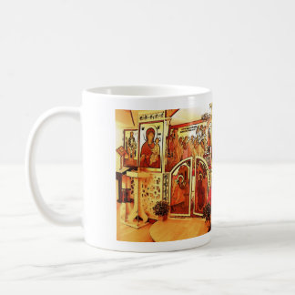 Greetings from Fr Yakov Coffee Mug