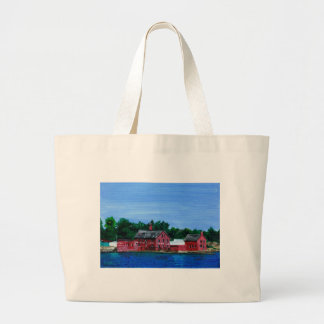 Greetings from Gloucester MA Tote Bags