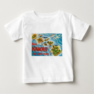 Greetings From Hawaii Baby T-Shirt