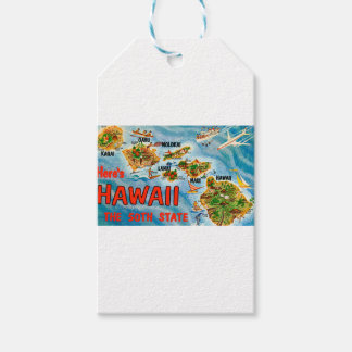 Greetings From Hawaii Gift Tags