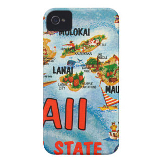 Greetings From Hawaii iPhone 4 Cover