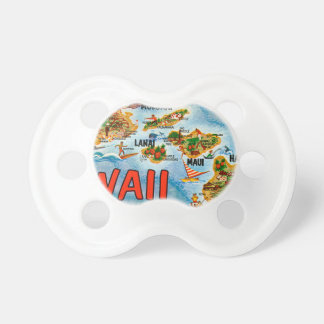 Greetings From Hawaii Pacifier