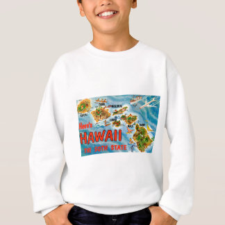 Greetings From Hawaii Sweatshirt