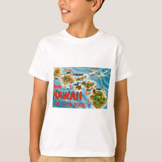 Greetings From Hawaii T-Shirt