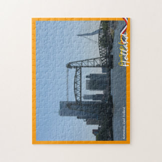 Greetings from Holland Rotterdam Skyline Puzzles