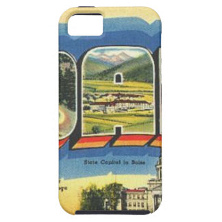 Greetings from Idaho iPhone 5 Cases
