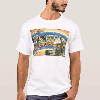 Greetings from Idaho T-Shirt