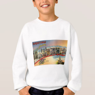Greetings From Illinois Sweatshirt